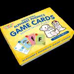 フォニックスゲームカードが完成しました!