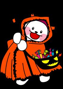 プリクマくん(ハロウィン)